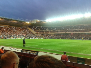 Middlesborough play off semi final 2nd leg