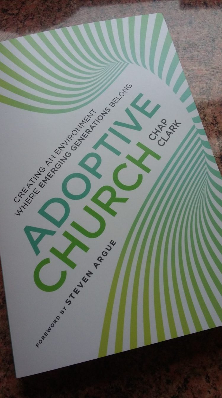 A practical prod to help churches be places where young people flourish, my review of 'Adoptive Church'(2018)